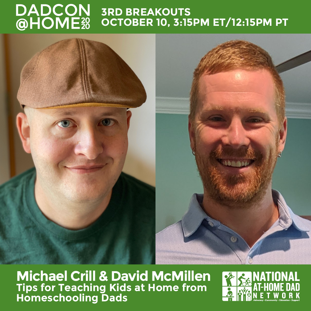 Michael Crill and David McMillen
